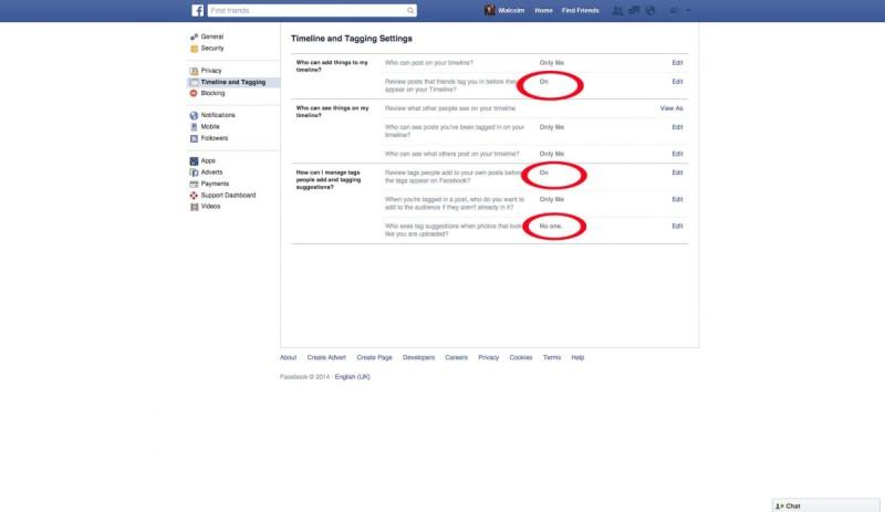 Cum să fii invizibil pe Facebook