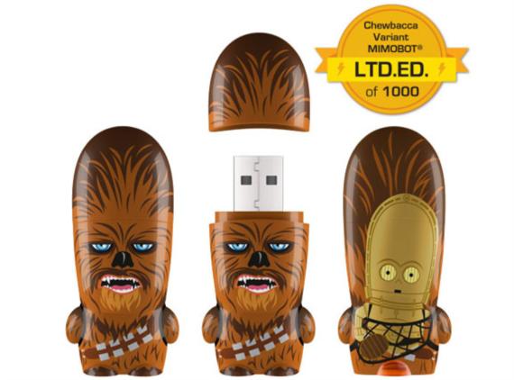 USB Chewbacca