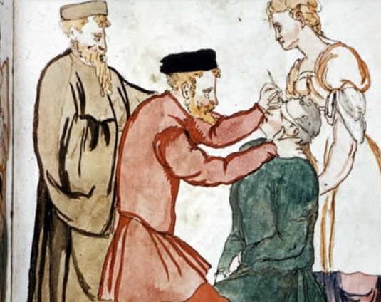 kinesisk fisse Medieval år