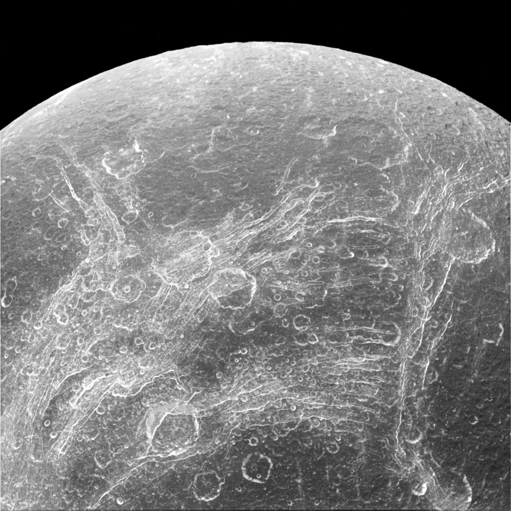 Cassini-Heads-In-For-Final-Close-Flyby-Of-Saturns-Moon-Dione