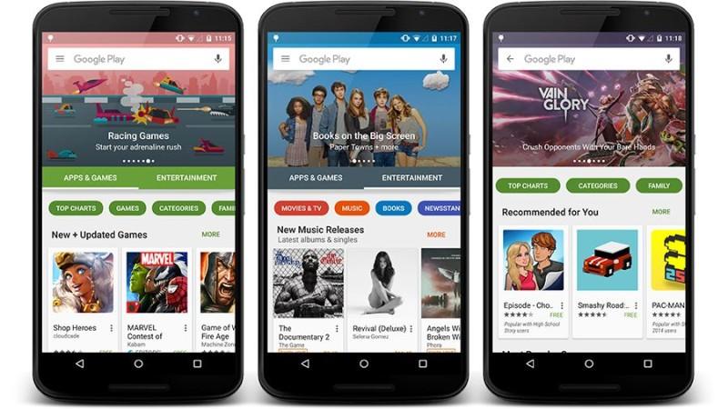 Google Play Store revamp-970-80