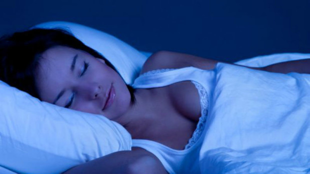 Young-Woman-Sleeping-Blissfully