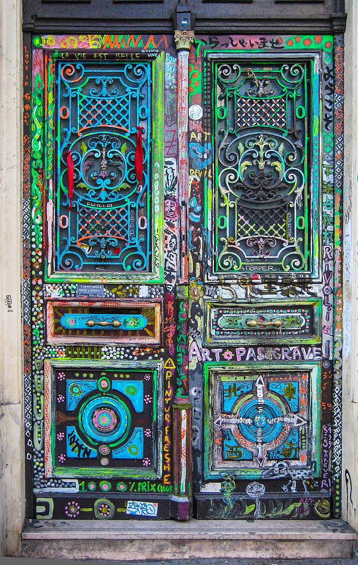 Montmartre, Paris, Franta. poza facuta de John Kroll