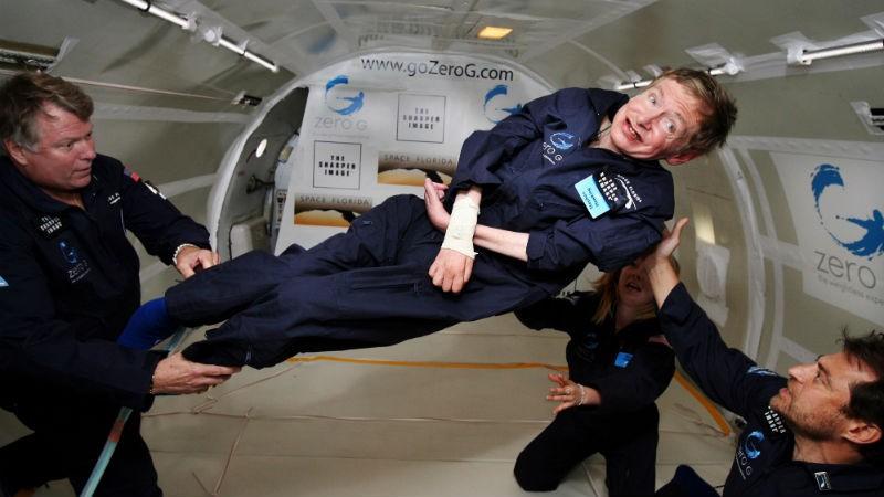 """Descoperirea undelor gravitaţionale: """"Am avut dreptate!"""", spune Stephen Hawking"""