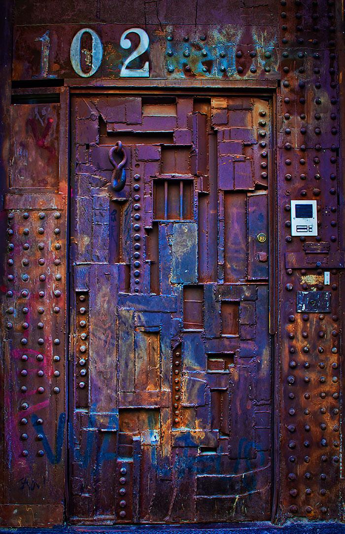 Soho, New York, SUA. poza facuta de Gary Burke