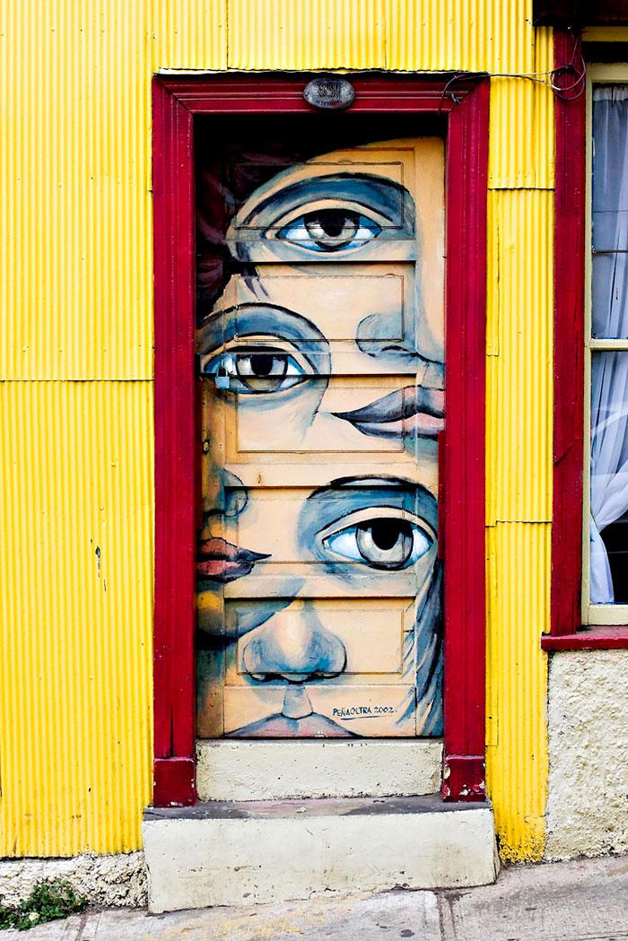 Valparaiso, Chile. poza facuta de Byron Ellis