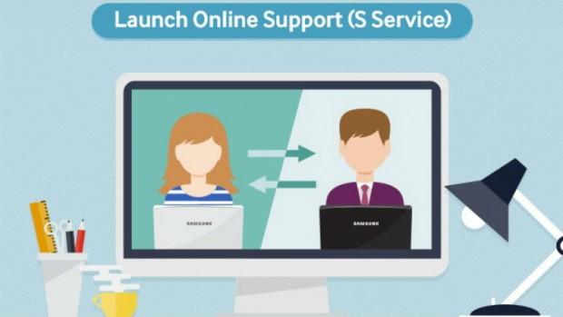 Samsung-S-Service-support