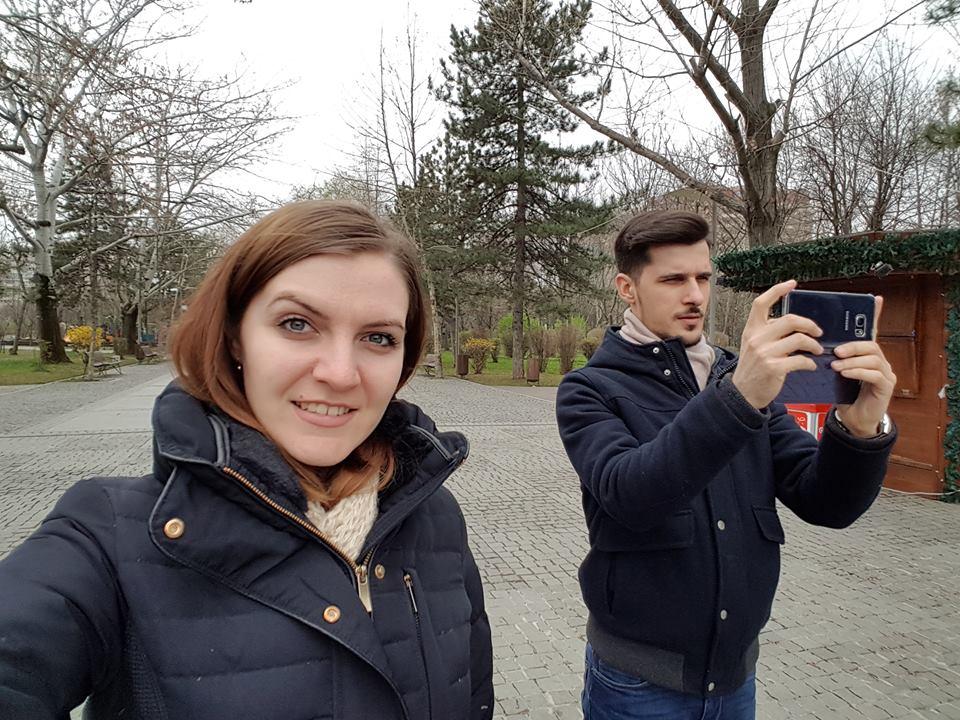 selfie 5MP