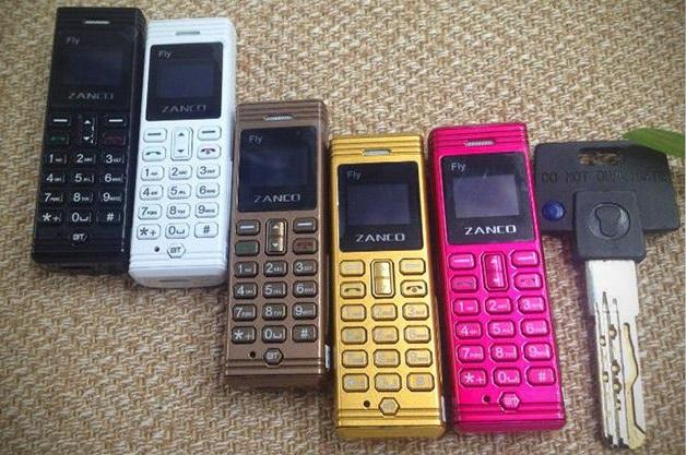 cel mai mic telefon din lume2