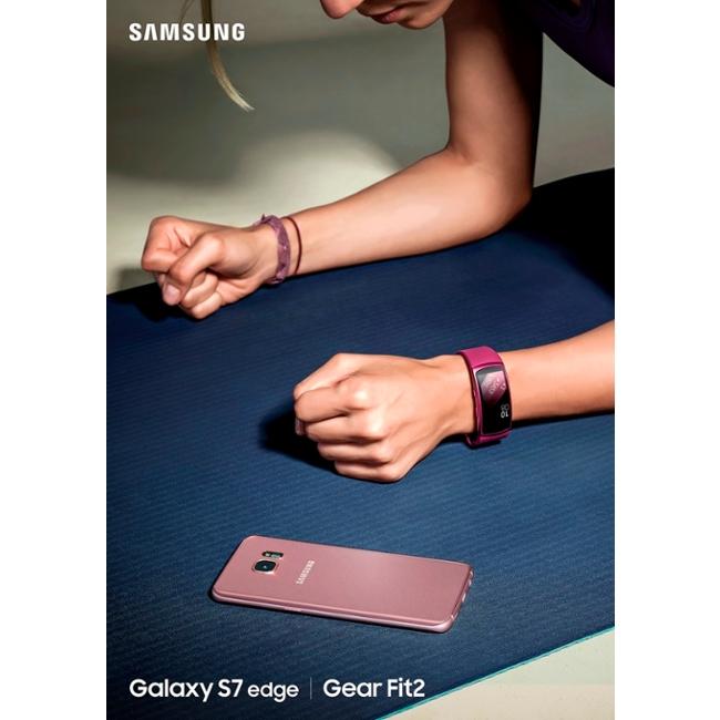 Galaxy S7 edge, Gear Fit2