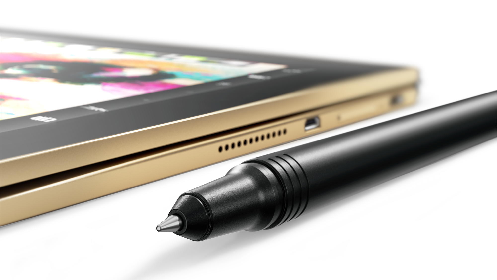 Yoga Book Real Pen
