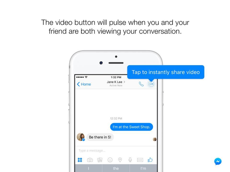 facebook instant video