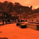 Star Trek Online - monument in memoria actorului Leonard Nemoy