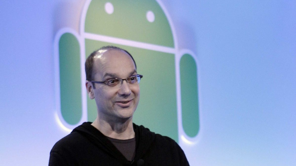 Părintele Android, Andy Rubin, vrea să lanseze un smartphone fără margini – NOOBZ.RO