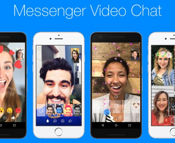 Messenger adaugă noi filtre şi reacţii