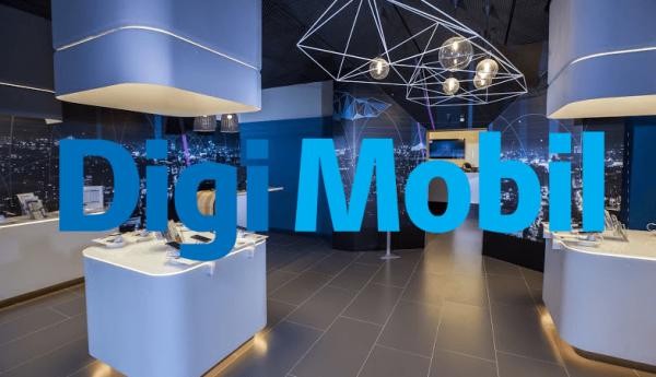 Digi Mobil și ZTE lansează un nou telefon compatibil cu