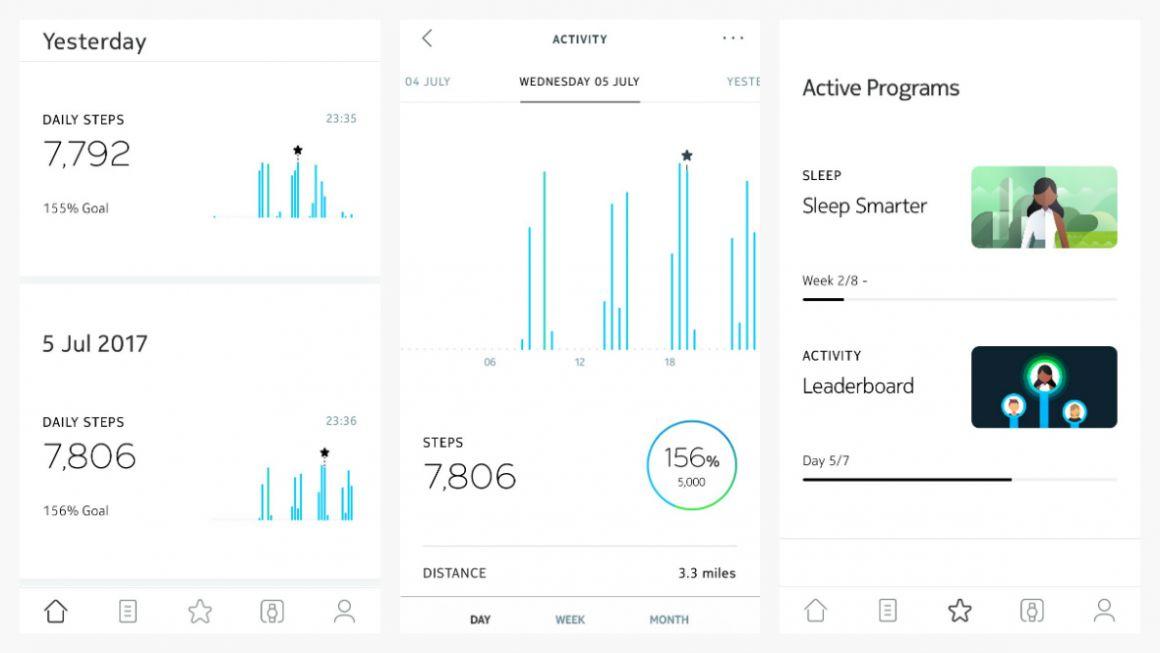 Nokia Steel HR aplicație