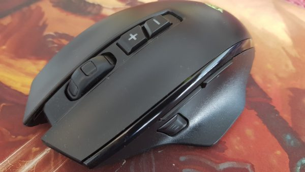 Mouse Gaming Trust Manx