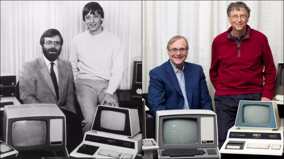 Paul Allen, co-fondator Microsoft, moare la 65 de ani de cancer limfatic