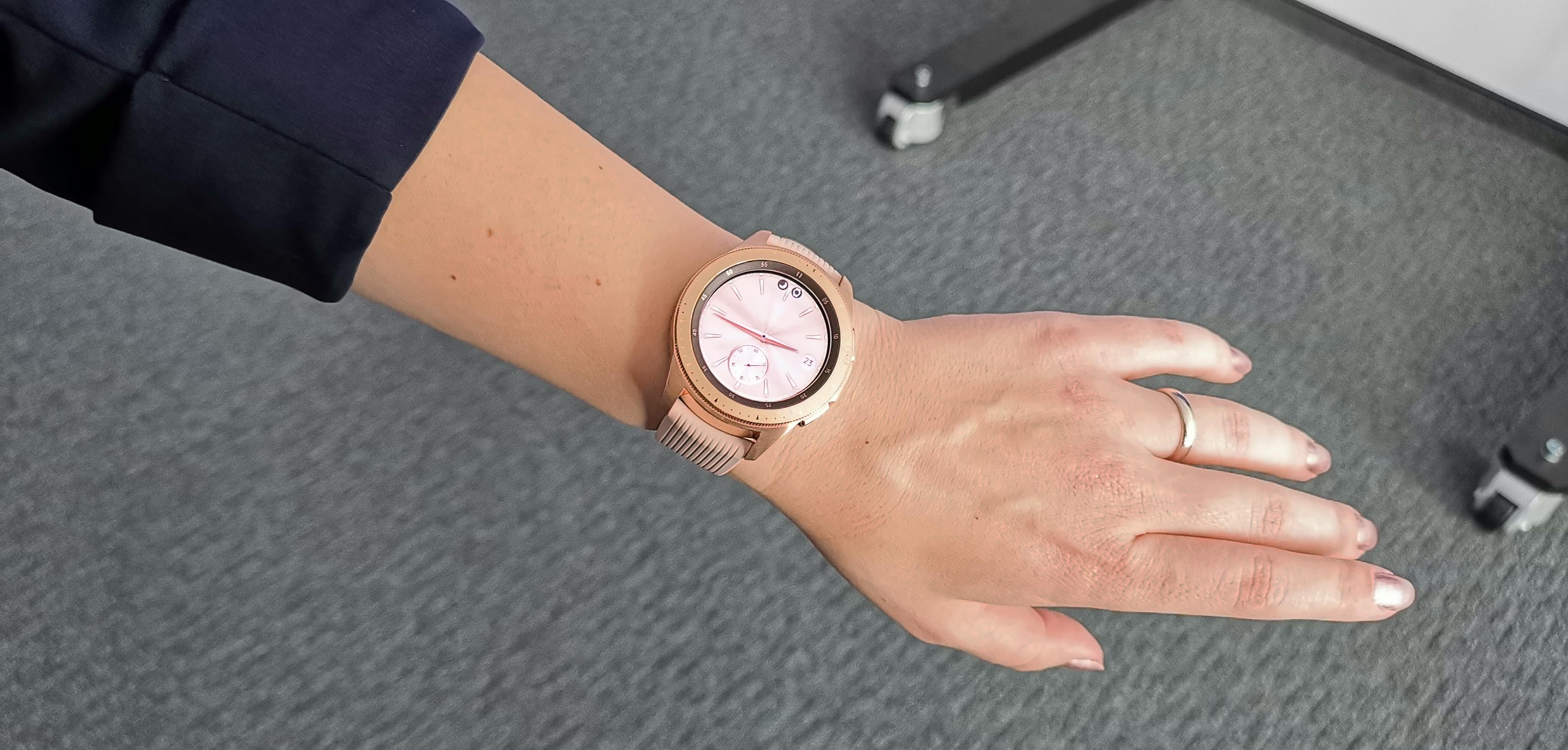 Samsung Galaxy Watch După 4 Luni De Utilizare