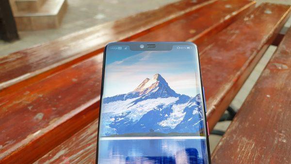 notch Huawei Mate 20 Pro