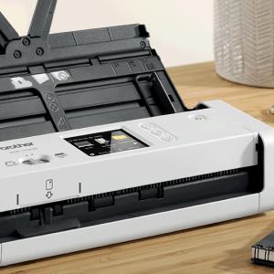 scaner compact pentru birou