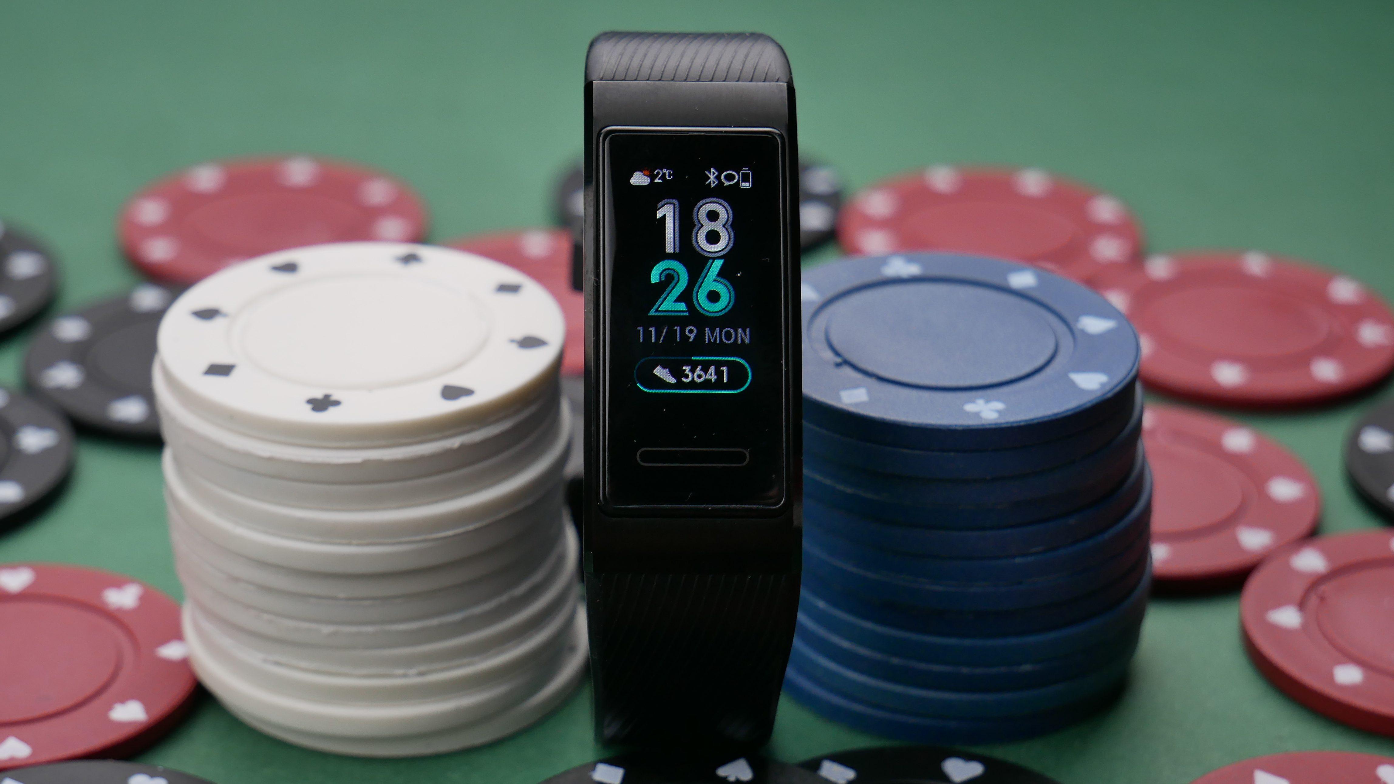 Huawei Band 3 Pro brățară fitness