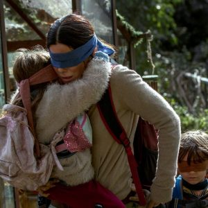 Bird Box e un film horror