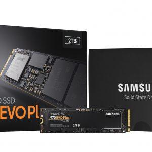 prezentare Samsung 970 EVO Plus