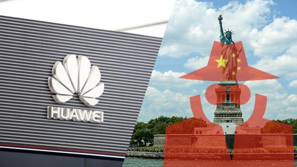 disputa SUA Huawei