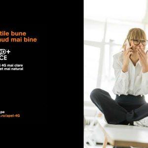 Orange upgrade la HD Voice Plus din luna februarie