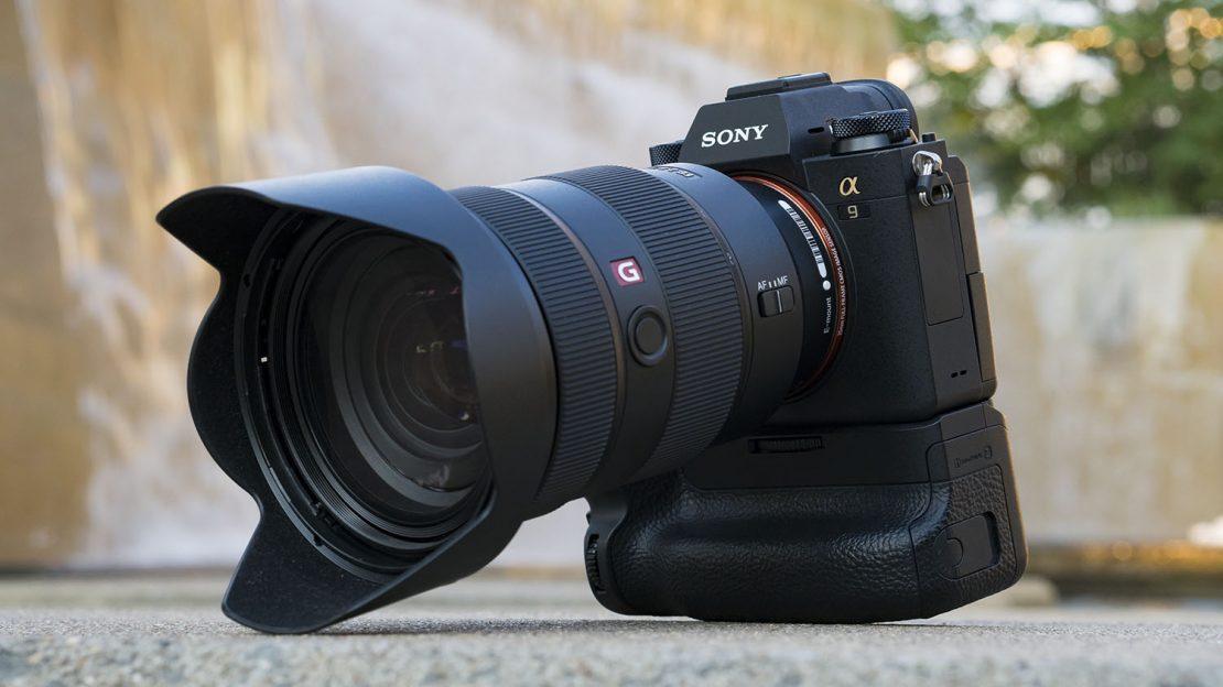 camera mirrorless Sony α9