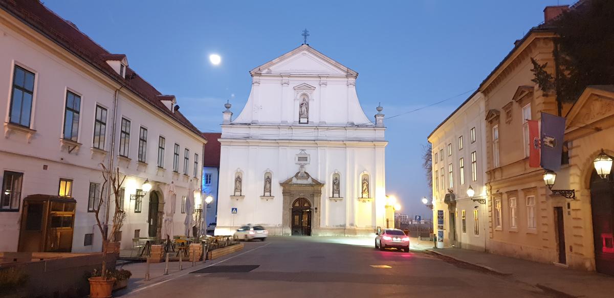 biserica agreb de sus