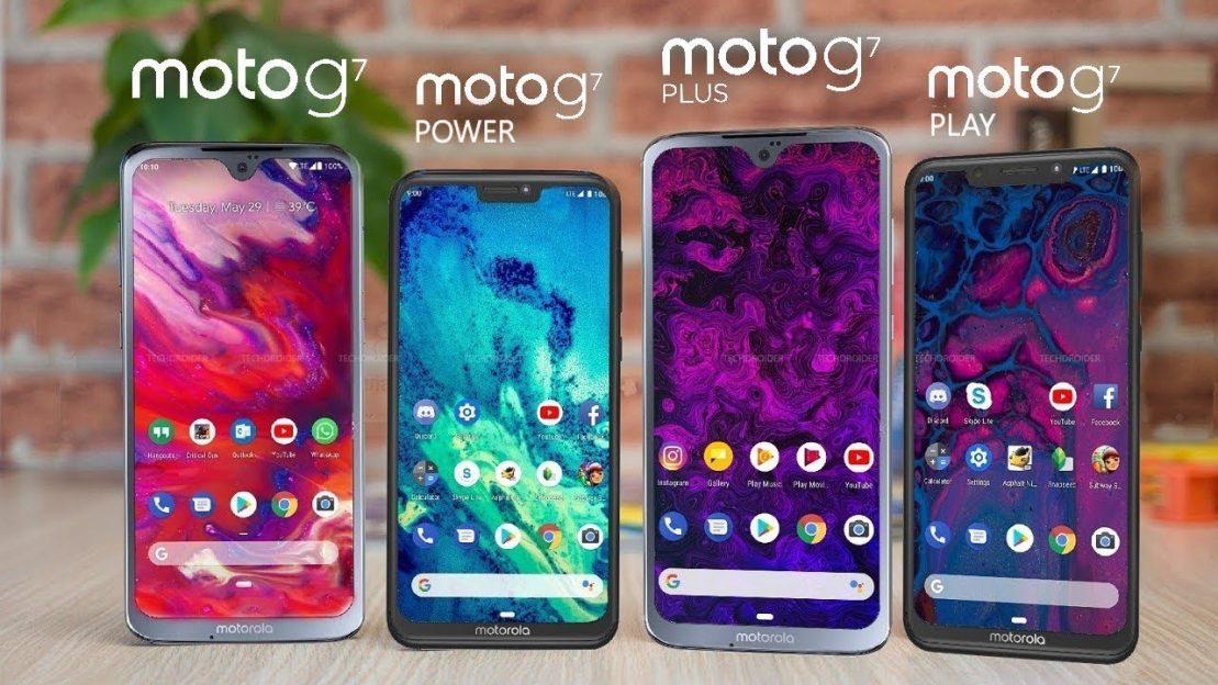 Motorola lansează Moto G7 Power