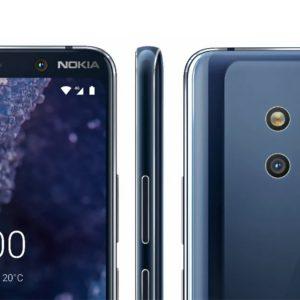 Nokia 9 PureView va avea 5 camere principale și cititor de amplentă în display