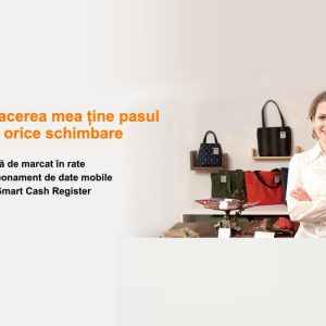 Orange Smart Cash Register: case de marcat cu jurnal electronic pentru IMM-uri