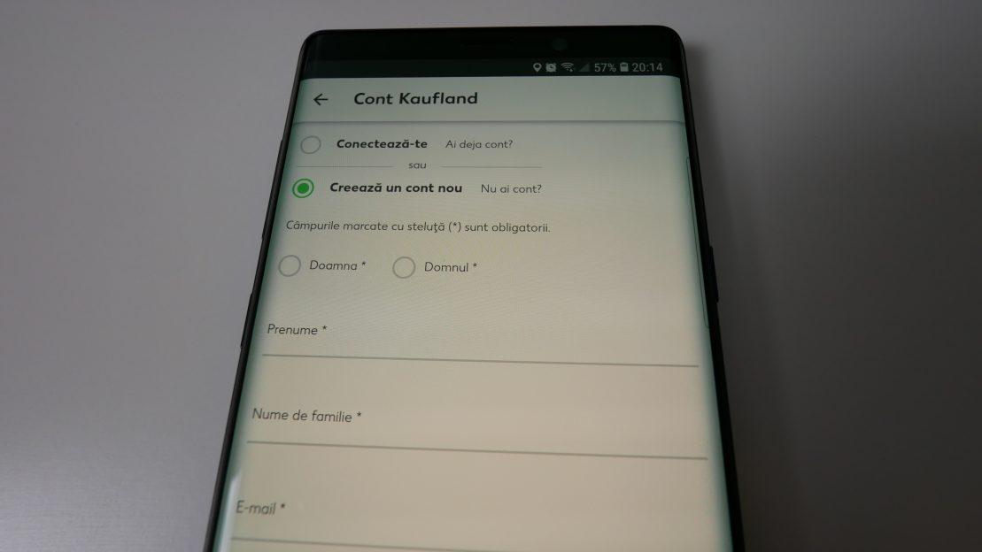 kaufland card digital