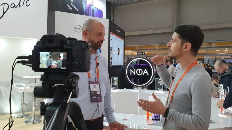 Telefoanele NOA oferă funcții premium