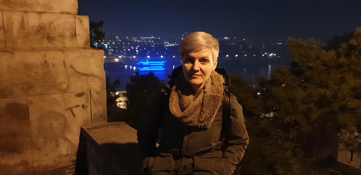belgrad dunare noaptea madalina