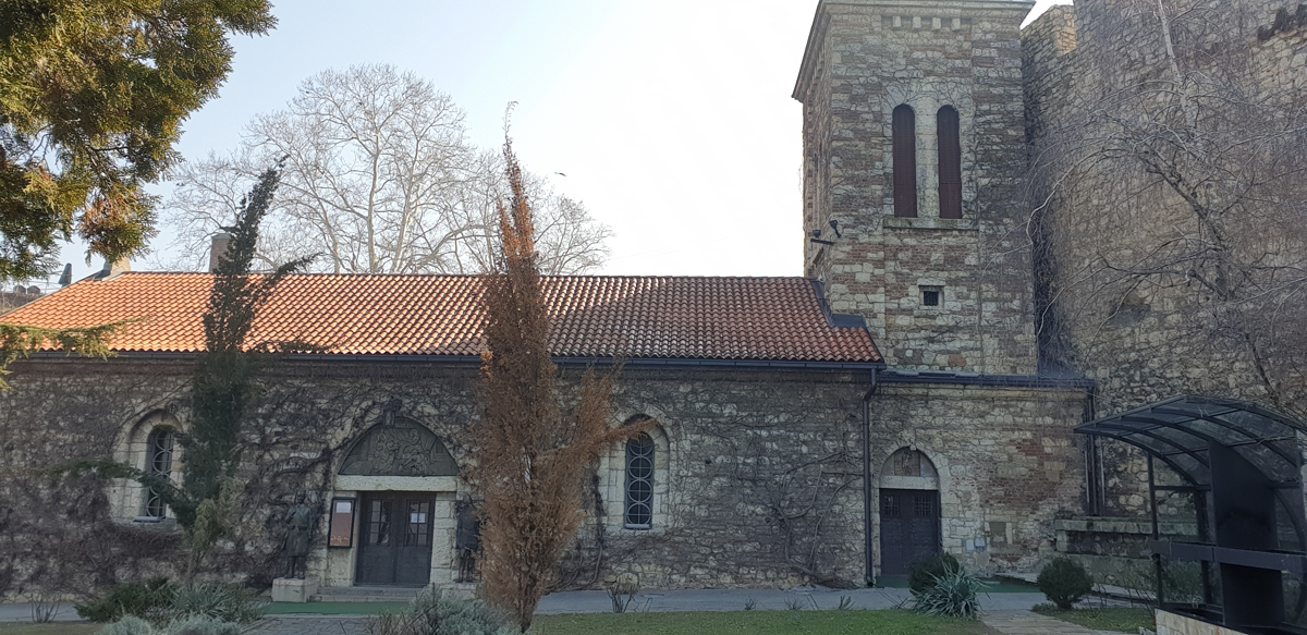 biserica fortareata belgrad