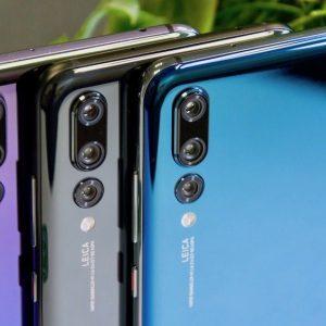 Seria Huawei P30 se lansează la finalul lunii martie
