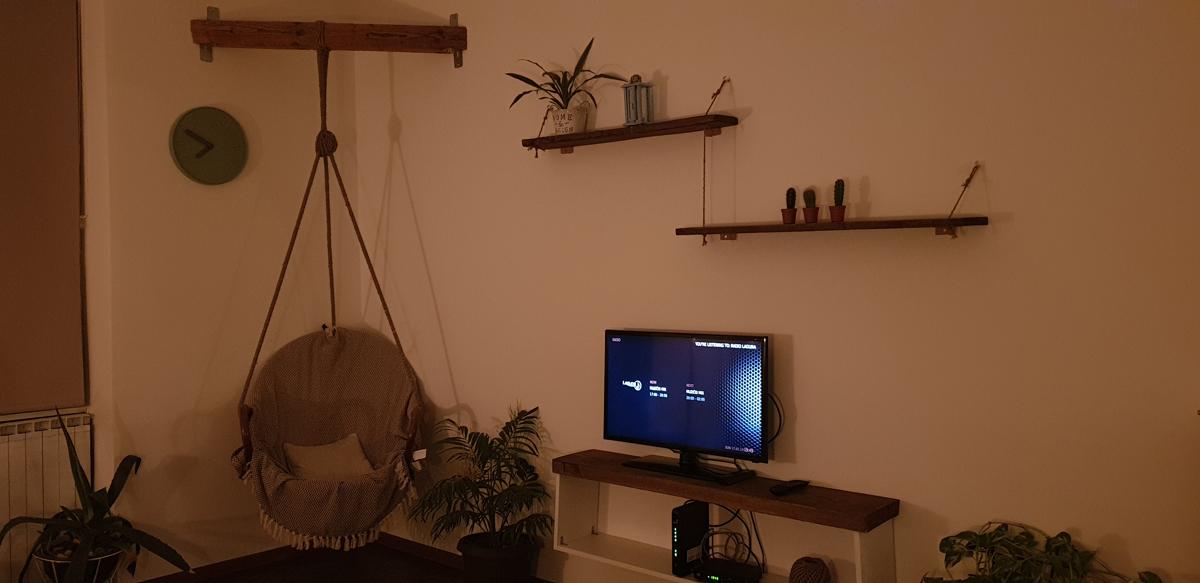colt de relaxare apartament airbnb belgrad