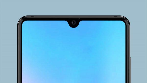 Huawei P30 lacrima