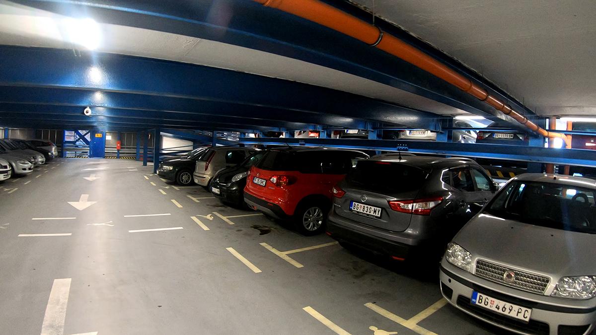 parcare in belgrad