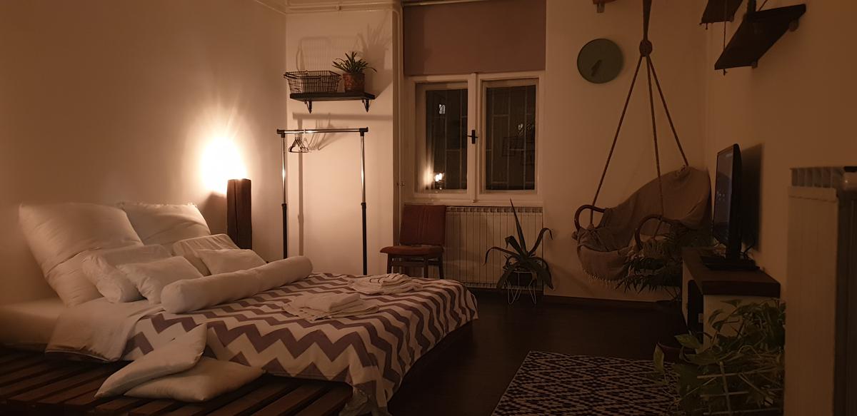 camera airbnb belgrad