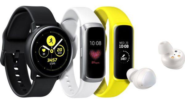Samsung lansează trei noi accesorii pentru o viață echilibrată și conectată