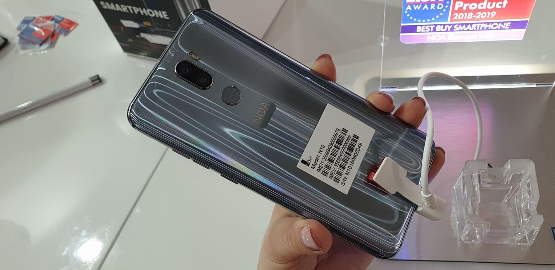 smartphone NOA