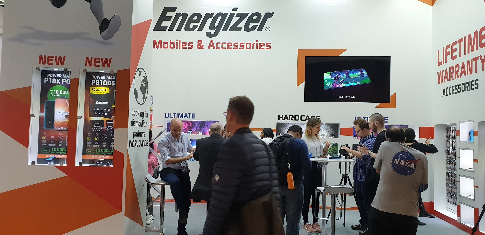 stand mwc 2019 energizer