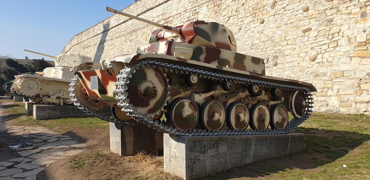 tancuri fortareata belgrad