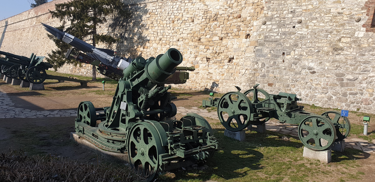 tunuri fortareata belgrad
